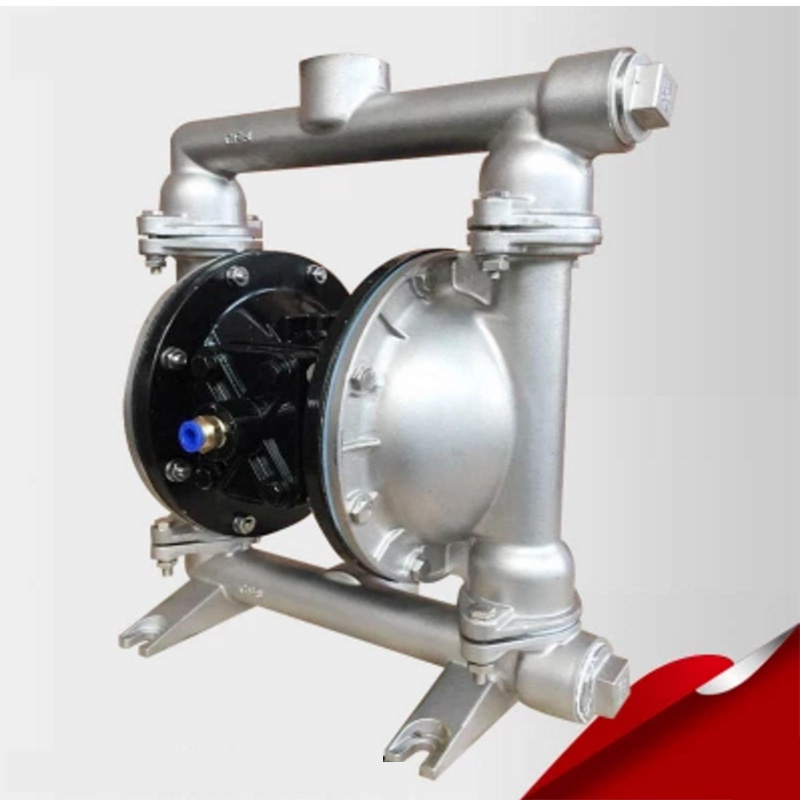 1inch 304 stainless steel pneumatic Food Grade diaphragm pump with F46 diaphragm  цены