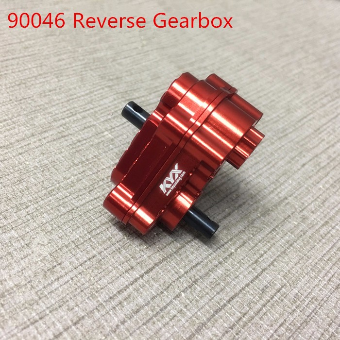 Kyx 1/10 Rc Crawlers Reverse Gearbox For Axial Scx10-ll 90046