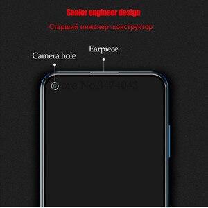 Image 3 - Protector de pantalla de vidrio templado para móvil, película protectora de vidrio para Huawei Honor 30 20 Pro, 2 uds.
