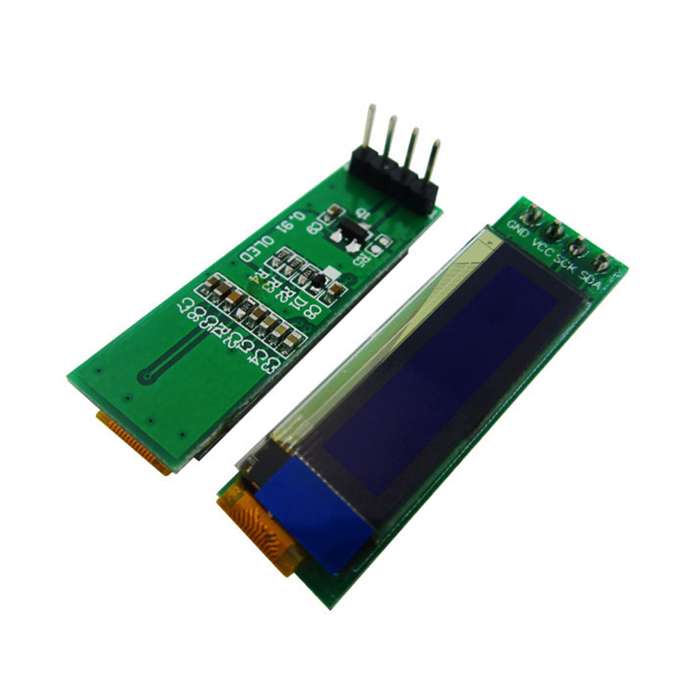1pcs 0.91 inch OLED module 0.91 Blue/W OLED 128X32 OLED LCD LED Display Module 0.91 IIC Communicate new original 1pcs 5pcs 10pcs 50pcs 100% new original sim6320c communication module 1 xrtt ev do 3g module