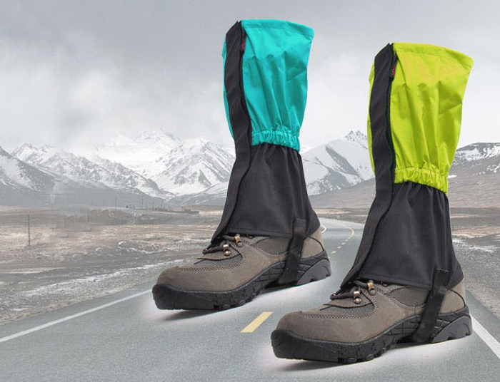 Naturehike Leg Snow Cover Waterproof Windproof Sand Hewent Socks Snow Cover For Hiking Walking Skiing Random Color