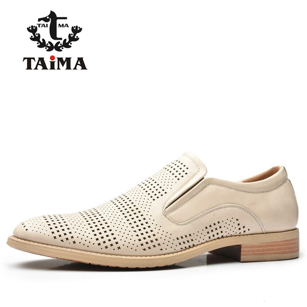 Тайма Новая коллекция дизайн сезона цвета начинают мужчин бездельников удобные мужчины квартиры обувь#995702P-1