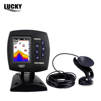 LUCKY Wireless Boat Fish Finder 300m 980ft Operating Range Fishing Alarm Sensor Remote Control Sonar Fishfinder