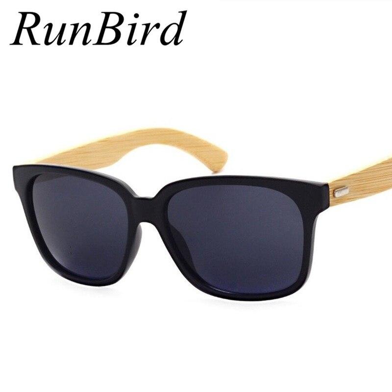 Bamboo Sunglasses Men Wood Sunglasses Oculos De Sol Masculino Wooden Sunglasses Women Brand Designer Gafas Madera De Sol R536