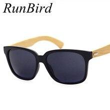 De Madera de bambú gafas de Sol de Los Hombres gafas de Sol de Madera Gafas de Sol Masculino gafas de Sol de Mujer de Marca Diseñador Gafas Madera De Sol R536