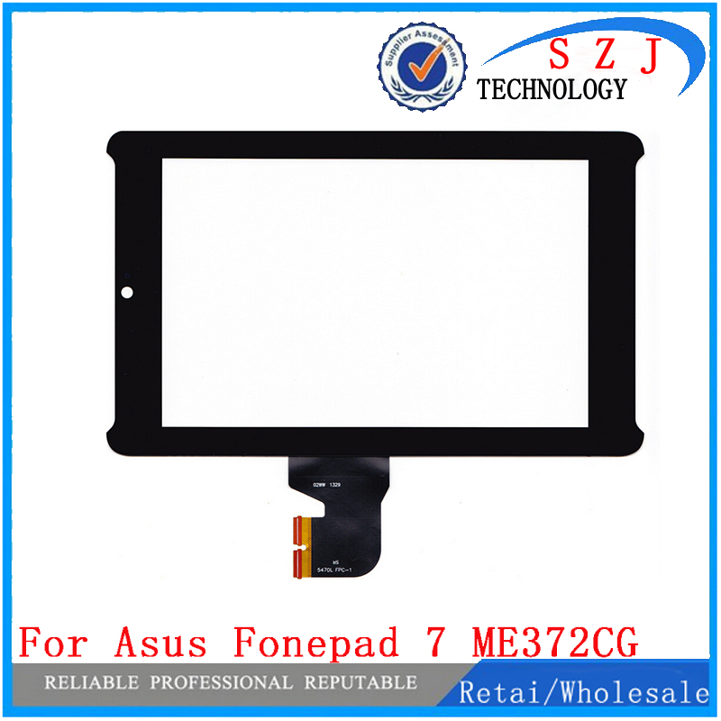 New 7 '' inch For Asus Fonepad 7 ME372CG ME372 K00E (FPC:5470L FPC-1) Touch Screen Panel Replacement Lens Free Shipping for sq pg1033 fpc a1 dj 10 1 inch new touch screen panel digitizer sensor repair replacement parts free shipping