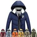 2016 Мужчины Куртка Hombre Inverno Высокое Качество Толстый Зимний Пуховик для Человека Из Одежды 791