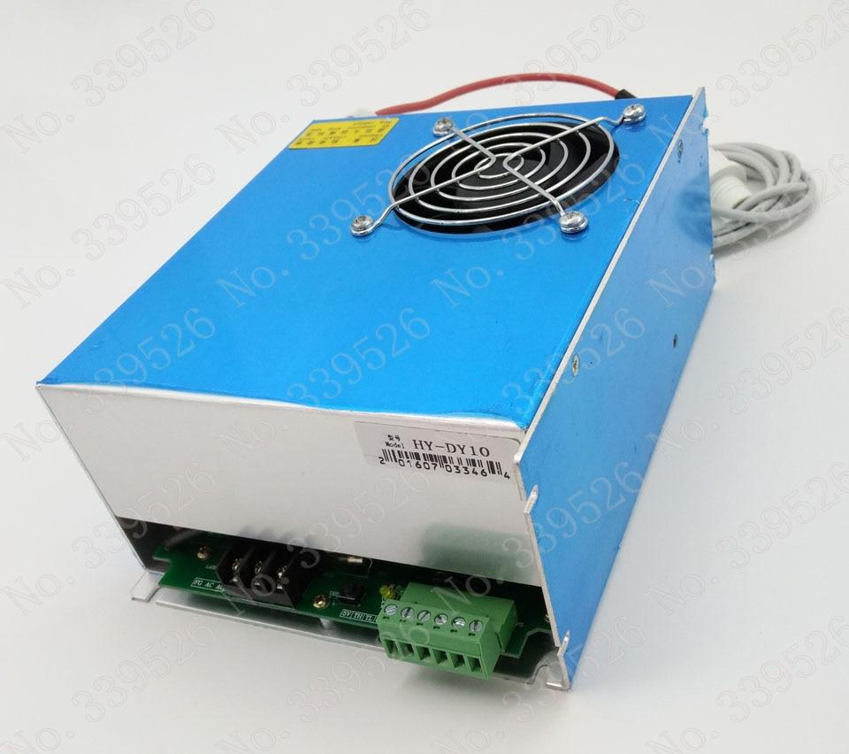 DY10 reci co2 laser power supply for 9080W reci w2 w1  co2 laser tube laser power box 80 co2 laser power box 80w gernally laser power box 80w use for co2 laser tube 80w