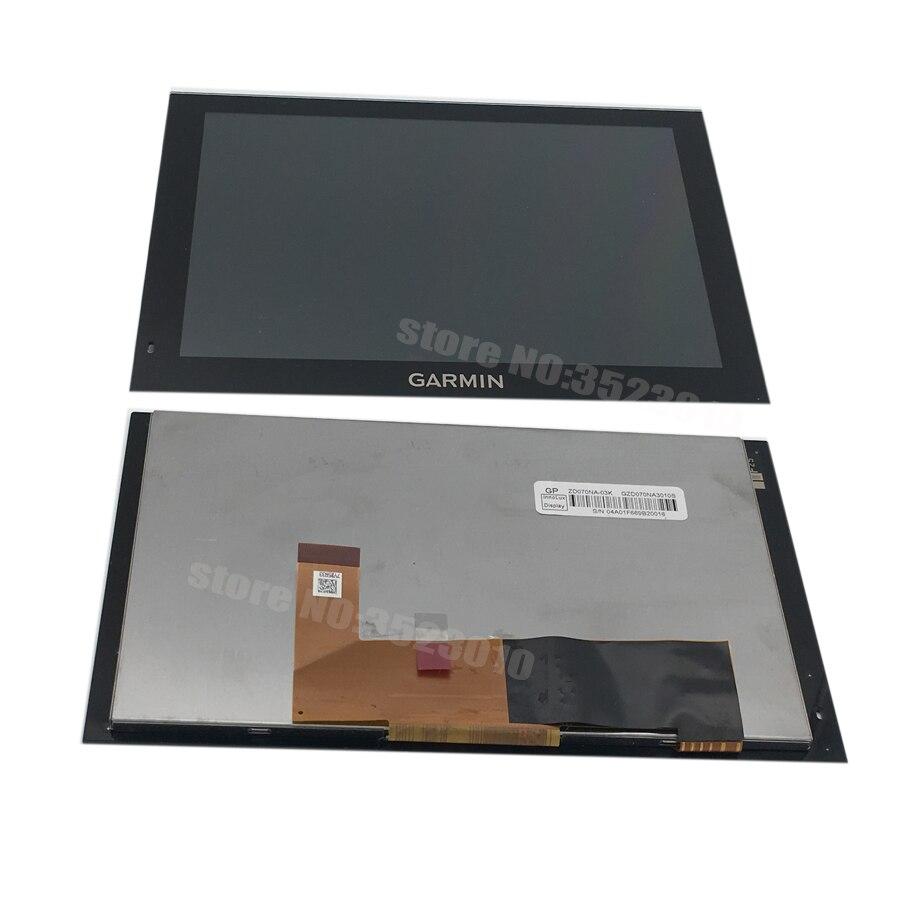 "4.3/"" Garmin Nuvi 650 660 670 680 LCD Screen display+touch screen LQ043T1DG03//01"