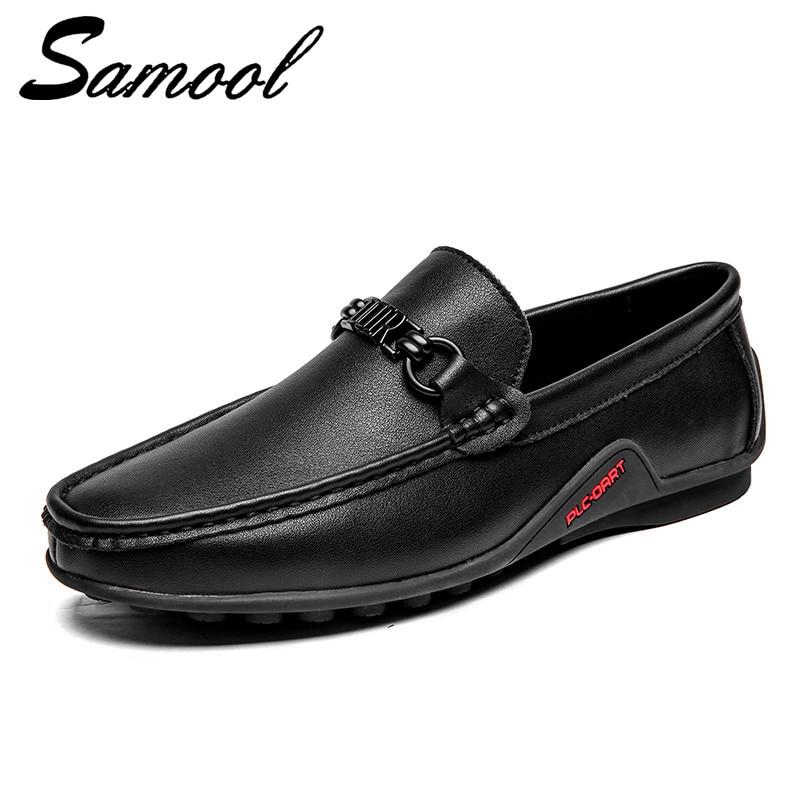 Vintage Land Rover Mens Loafer Driving Moccasin Brown: Men Shoes Genuine Leather Loafers Mens Slip On Driving