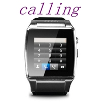 metal Bluetooth Smart Watch H2 WristWatch for iPhone 4S/5/5S/6 Samsung S4/Note 2/Note 3 HTC Android Phone Smartphones