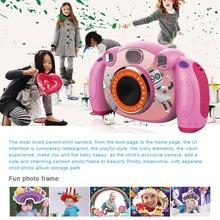 Mini Children Digital Camera 2 Inch Cartoon Cute Ca