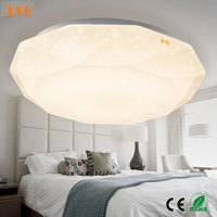 LVL New Modren Ceiling Lights Home Lighting LED Luminaria Living Room Lamps With APP Smart Wireless