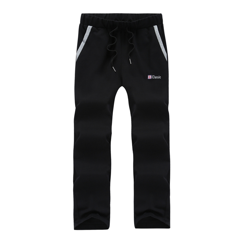 search for original newest enjoy lowest price Straight Sportswear Pants Mens Thin Tracksuit Casual Sweat Pants Male  Sweatpants Long Trousers Jogger Pants Plus Size L-8XL