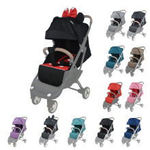 Yoya plus 2/3/4 Baby stroller seat cushion and sunshade Awning Original stroller accessories for Yoya PLUS series stroller