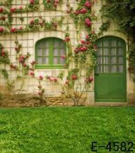 Livre primavera foto Cenário cênico E4582, 5 * 10ft fotografia vinil, fondos fotografia, estúdio de fotografia de casamento fundo pano de fundo