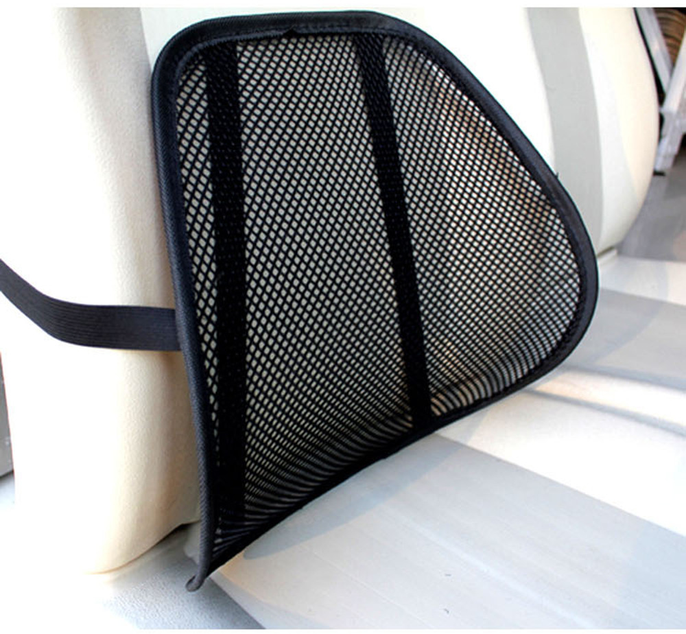 Auto Car Seat Support Cool & Breathable Mesh Support