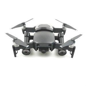 Image 3 - 1 juego de luces LED de vuelo nocturno, iluminación con batería AA, piezas de repuesto para fotografía, lámpara para DJI Mavic, accesorios de drones de aire