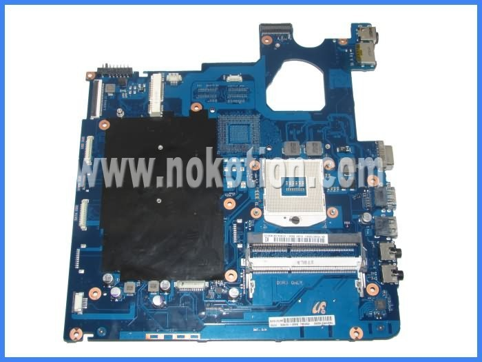 NOKOTION LAPTOP MOTHERBOARD FOR SAMSUNG BA92-10740A NP300E4C nokotion sps v000198120 for toshiba satellite a500 a505 motherboard intel gm45 ddr2 6050a2323101 mb a01