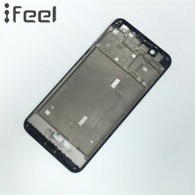 US $9 91 15% OFF IFEEL For Vivo V5 Lite Y66 New LCD Front Holder Middle  Frame A Cover Replacement Assembly Parts With Free Shipping-in Mobile Phone