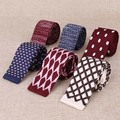 Tejer clásico Lazo de Los Hombres Accesorios Más Nuevos Masculino Corbata Gravata Corbatas Cravata Marca Populares Trajes De Negocios Empate Para El Regalo Del Partido