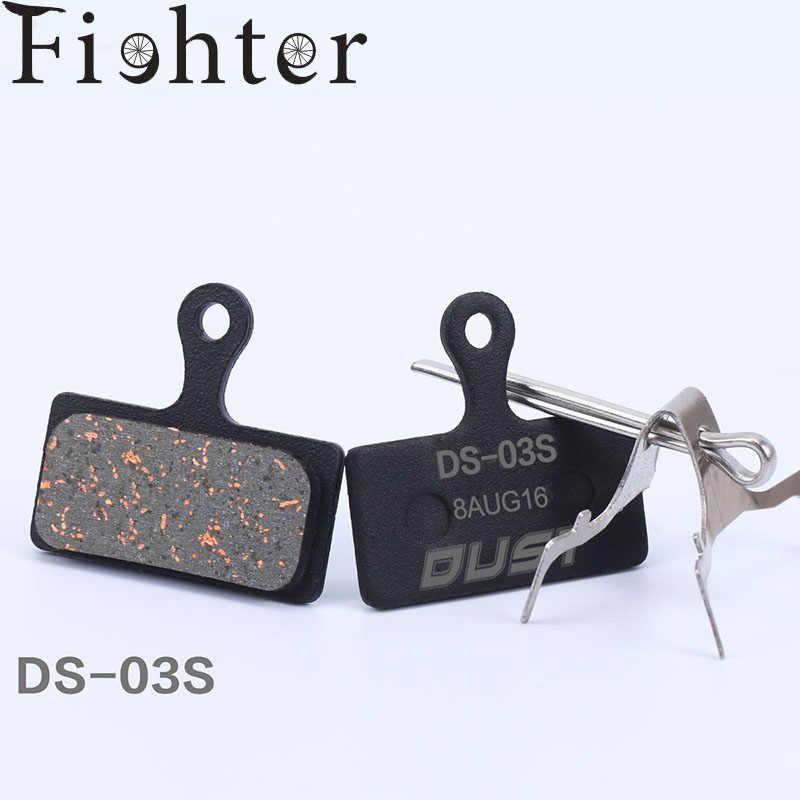 Shimano BR m615 m666 m675 m785 m985 m987 semi ceramic disc brake pads