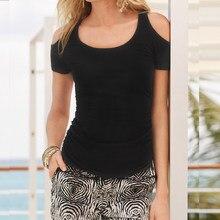 3d083839a6056 2019 Summer Casual Punk Rock Fashion Blouses Women Tops off shoulder Women  Shirt sexy off shoulder tops Plus Size Ladies Clothes