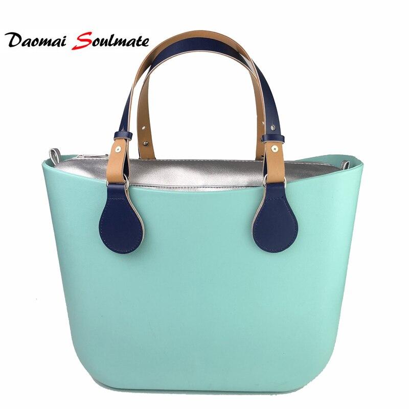 Big Size Silicon waterproof DIY EVA body O bag obag style Luxury Handbags Women Bags handbag