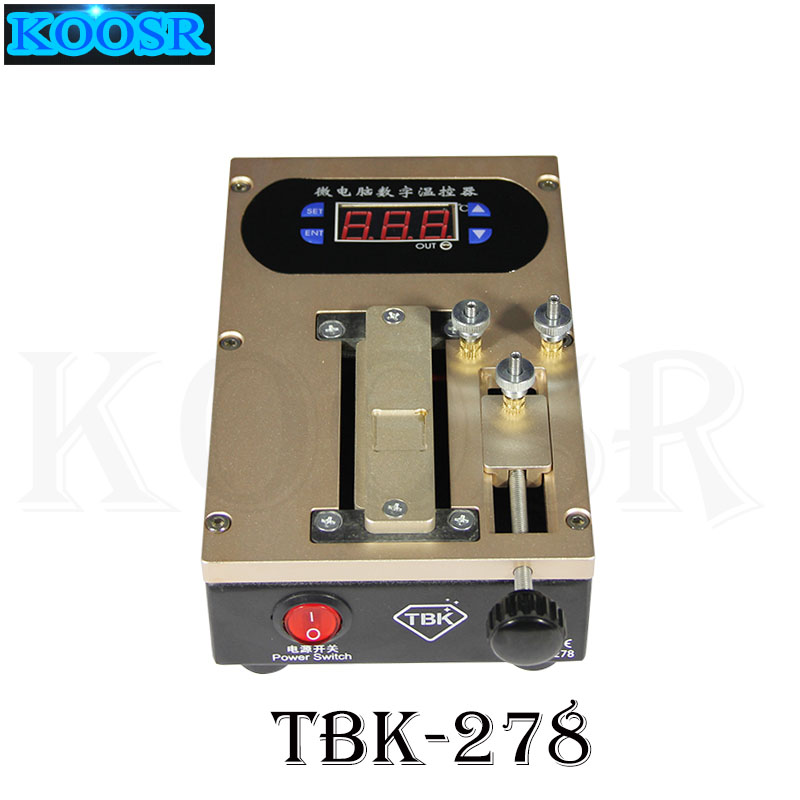 TBK278 Dismantle Scaffold Machine for iPhone Middle Frame Screen Bezel Dismantle Separate Machine and Circuit Board
