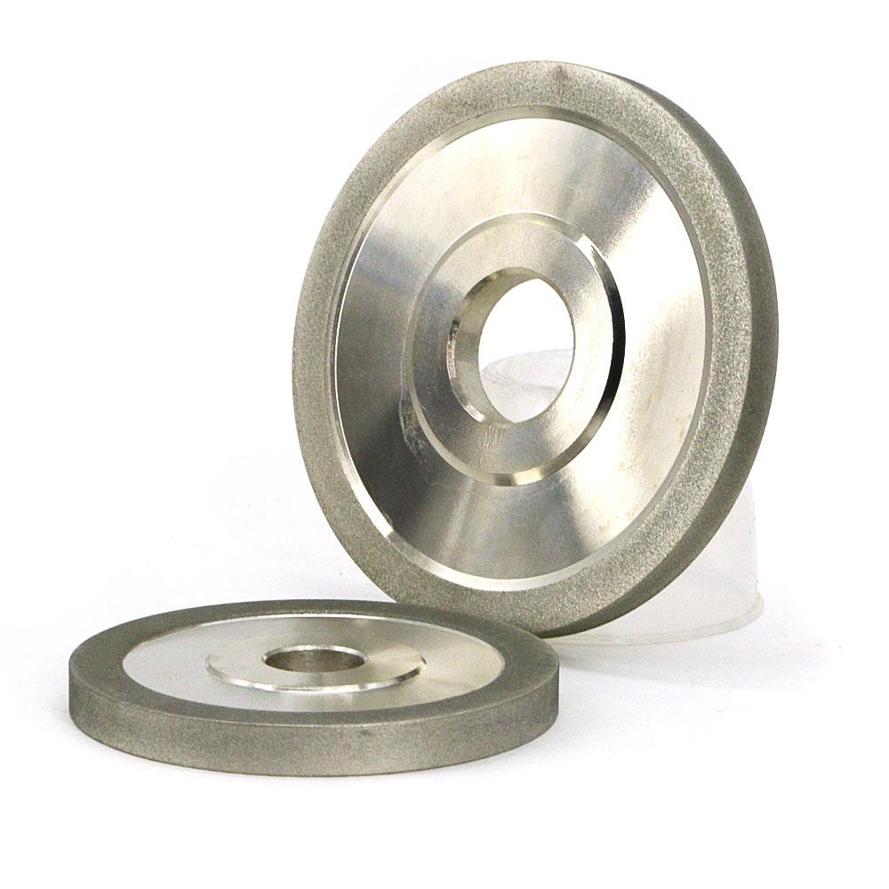 1A1 plokščios formos, deimantu dengtas abrazyvinis ratų šlifavimo - Abrazyviniai įrankiai - Nuotrauka 4