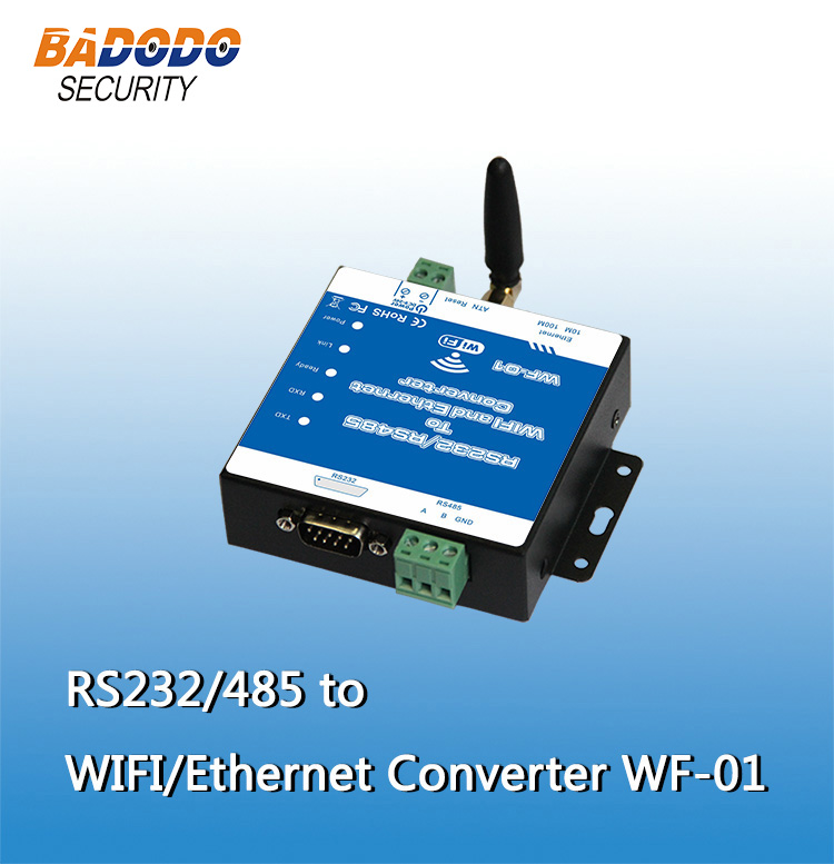 NEW RS232 TO WIFI RS485/ RJ45 Ethernet Converter WF 01 Fast Access ...