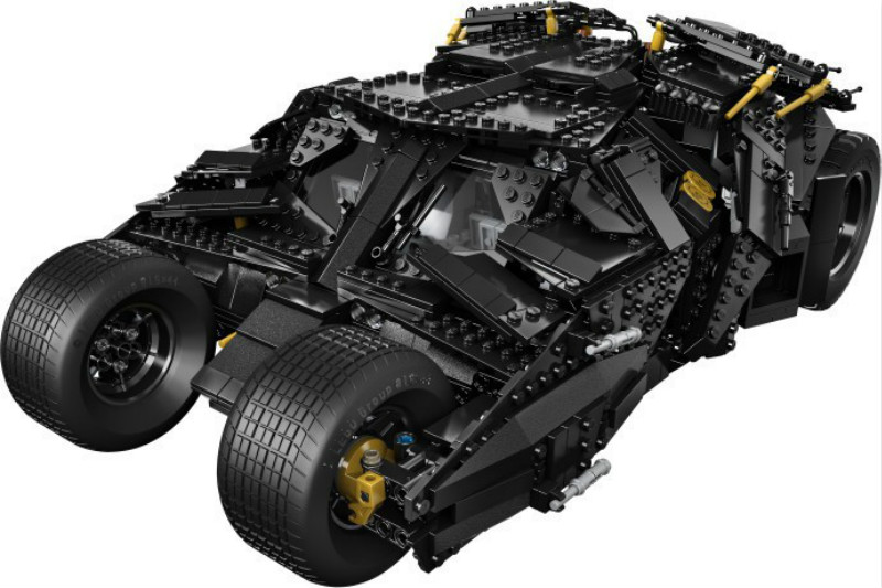 7111 1869pcs Super Hero Batman The Tumbler set Building Bricks Blocks Compatible with 07060 34005 76023 Toys lepin building blocks super heroes batman chariot the tumbler batmobile batwing joker mini bricks 34005 07060 lepintoys