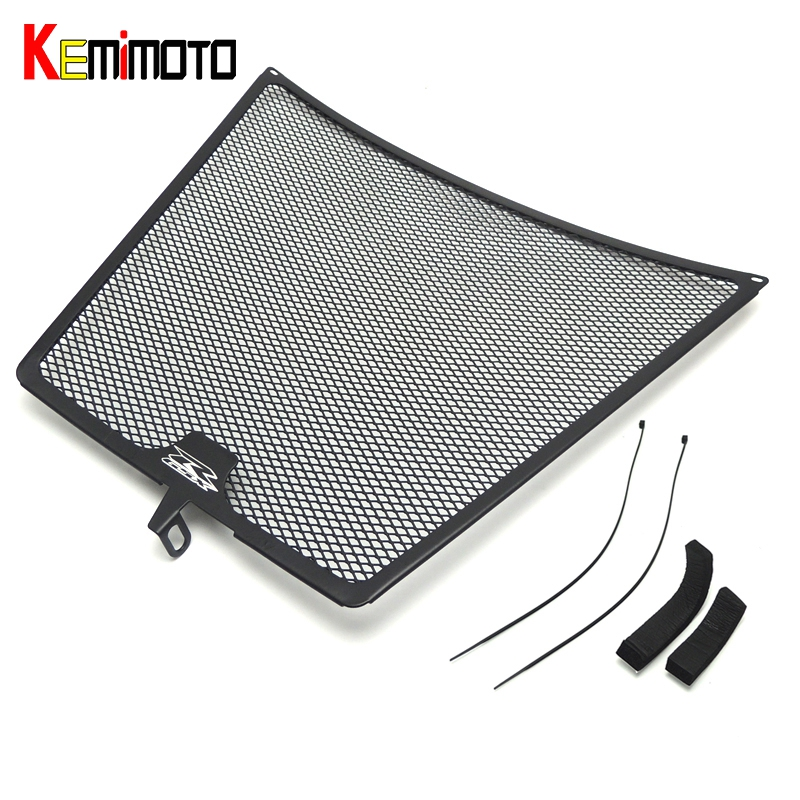 KEMiMOTO GSX-R GSXR Aluminum Radiator Grills Guard Cover Grille for Suzuki GSXR 600 750 2006-2008 2009 2010 2011 2012 2013 2014 motorcycle accessories custom fairing screw bolt windscreen screw for suzuki gsxr 600 750 gsx r 600 750 2006 2007 2008 2009 2010
