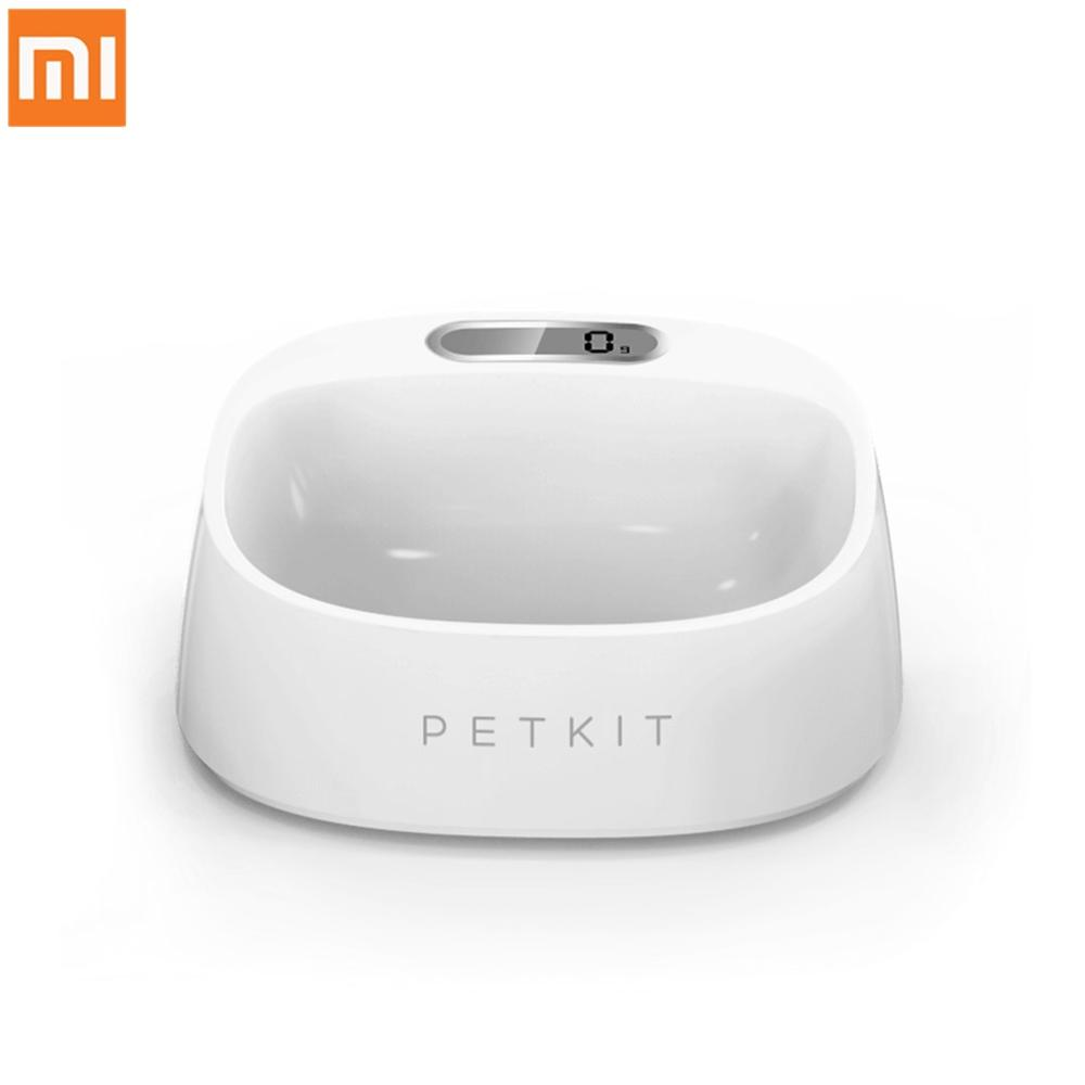 Xiaomi Mijia Petkit Smart Weighing Bowl 450ml Smart Pet Feed Tool For Dogs Cats Home Pet Use