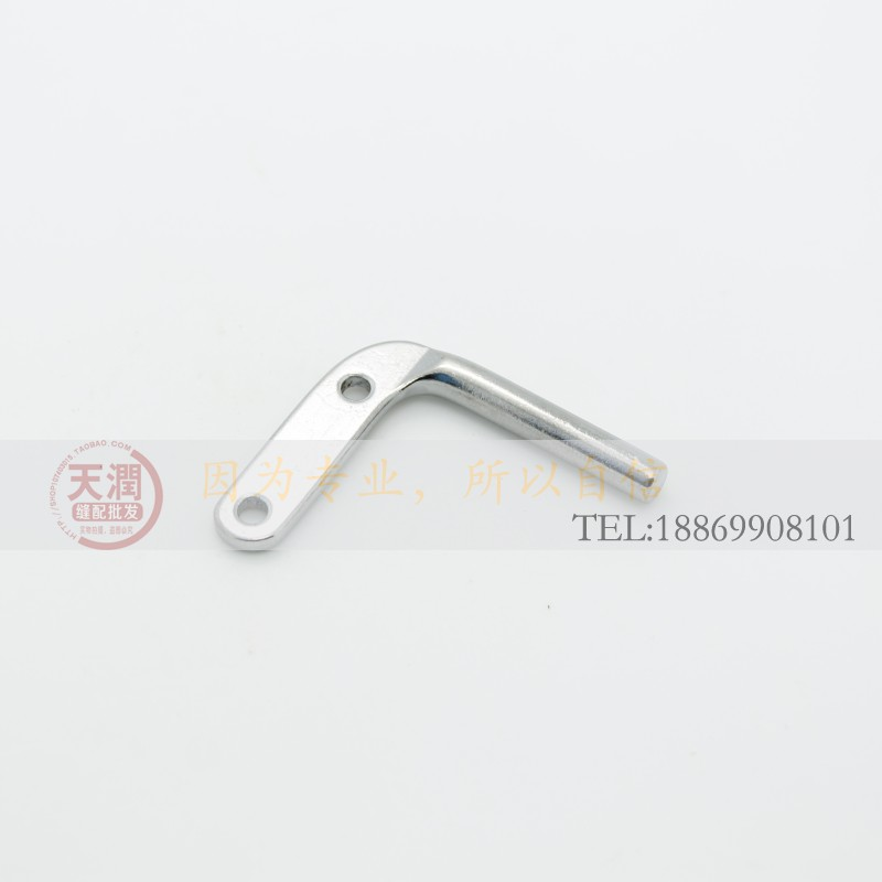 Industrial sewing machine accessories heavy machine JUKI 5550/8500/8700-7 2 flat car computer hole over the line