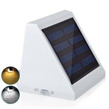 Холодный/теплый регулятором наружного солнечный сид привело освещения светильник стены сад дома