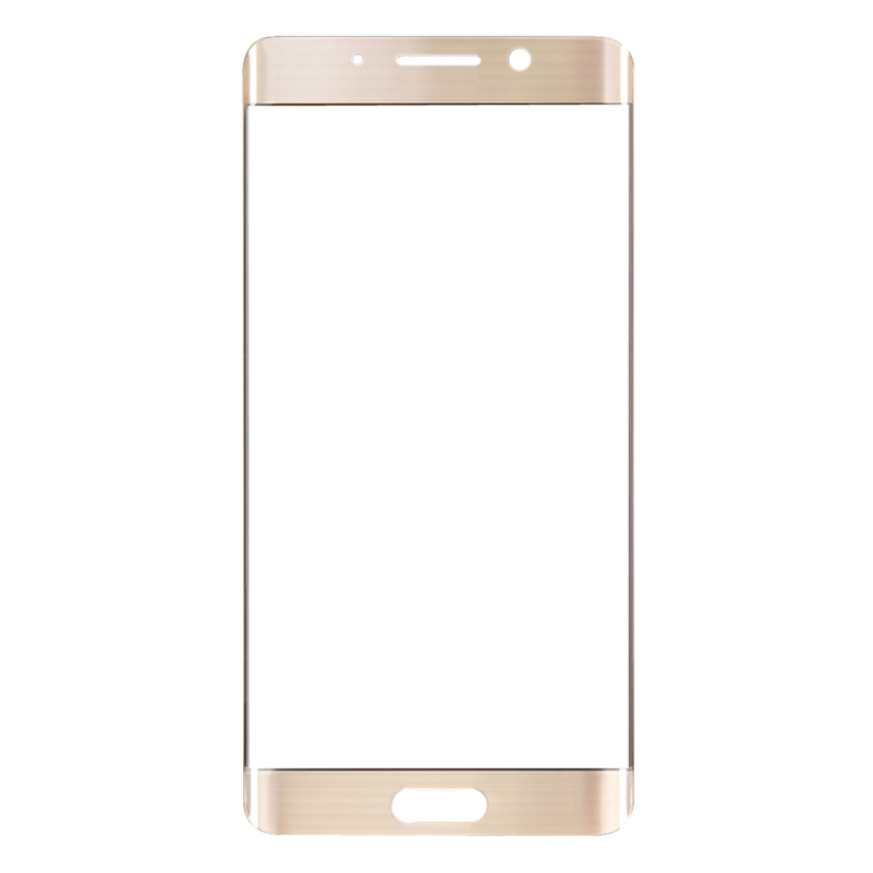 LOVAIN 10PCS Black White Gold Genuine Original For Huawei Mate9 Mate 9 Pro Front Glass Lens