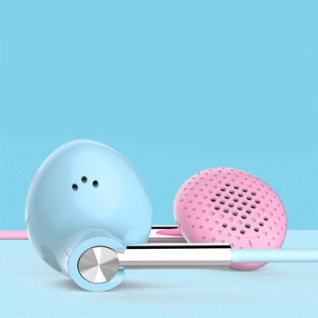 Earphone Super Bass Microphone in ear for Mobile phone