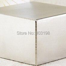 1 шт. блок 50x50x30 мм N52 супер сильные редкоземельные магниты неодимовый магнит высокого качества