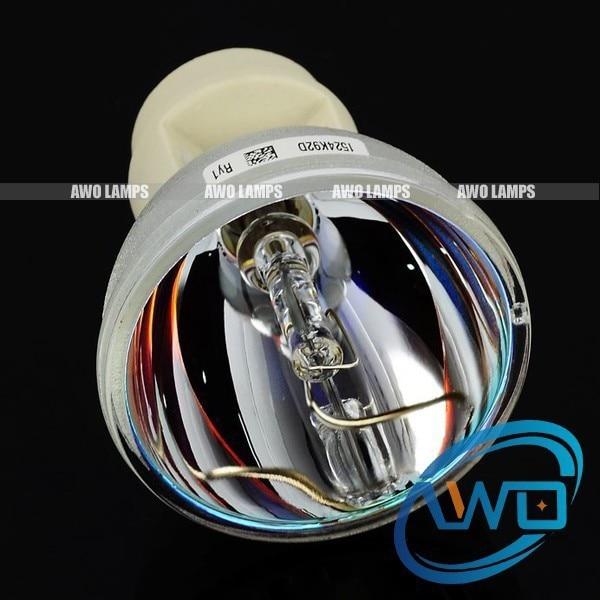 Free shipping 5811116713-S Original bare lamp for VIVITEK D851 free shipping 5811116206 su original bare lamp with housing for vivitek h1080 h1081 h1085fd projectors