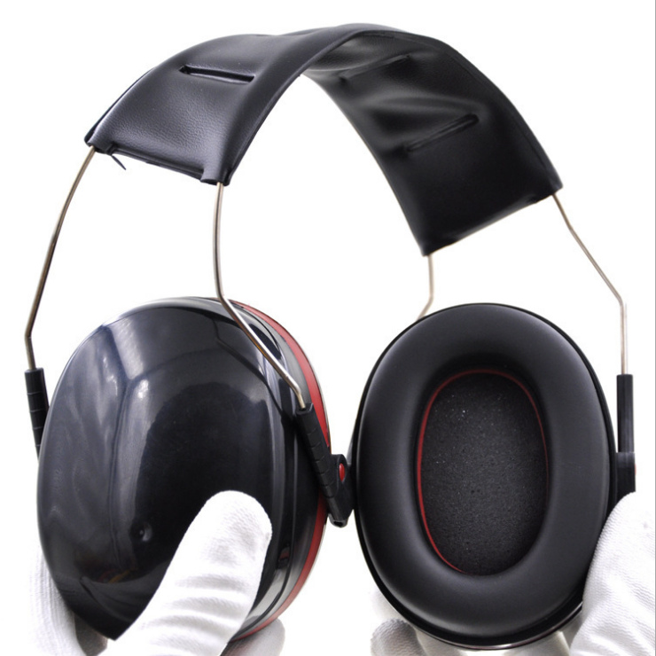 NEW Outdoor Anti-noise Earmuffs Ear Protector Hunting Shooting Sleep Soundproof Ear Muff factory learn Mute Ear protection giantree anti noise earmuffs anti noise ear protector ear muff hearing protection for outdoor hunting shooting sleep soundproof