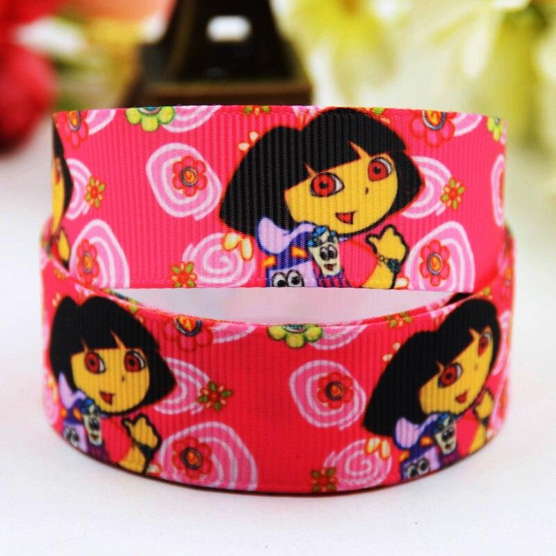 "7//8/"" 2 YARDS Sesame Street Elmo Ribbon Grosgrain Bows Scrapbooks DIY Crafts"