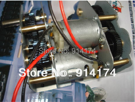 henglong 3838 3839 3839-1 3878 3889-1 3908-1 3918-1 rc tank parts 1/16 steel drive system /driving gear box free shipping henglong 3869 3879 3888 3899 rc tank 1 16 parts steel drive system driving gear box free shipping