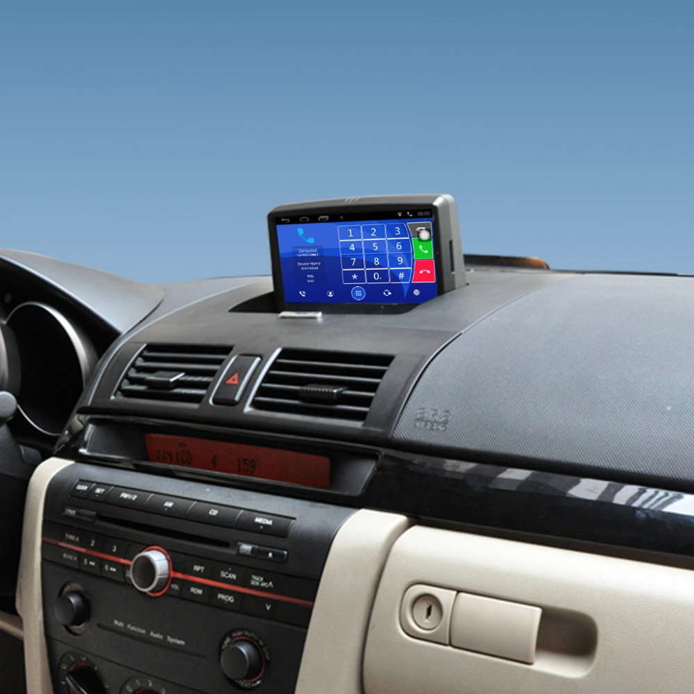 upgraded original android 7 1 car radio player suit to mazda 3 car video player built in wifi gps navigation bluetooth in vehicle gps from automobiles  [ 1000 x 1000 Pixel ]