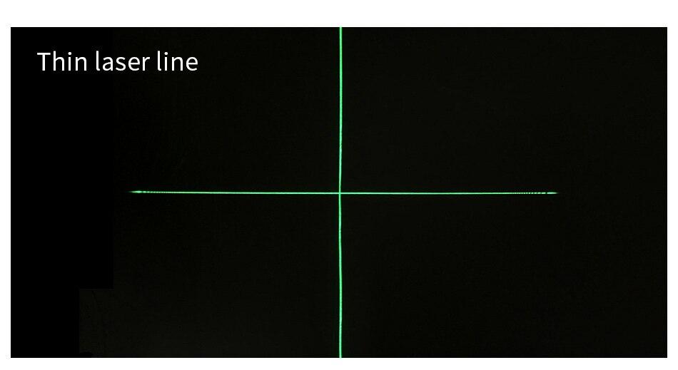 cruz linha transversal laser posicionamento estável banda industiral