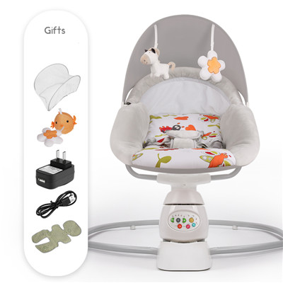 HTB1CjL3B4uTBuNkHFNRq6A9qpXab Baby rocking chair baby safe electric cradle chair soothing the baby's artifact sleeps the newborn sleeping cribs
