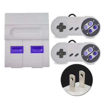 TV Game Console SFC Mini Classic HDMI Video Gift HD ABS Built-in 821 Games Dual Gamepad Handheld