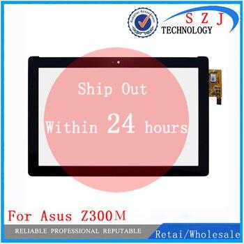 Nieuwe 10.1 ''inch tablet Voor Asus zenpad 10 Z300 Z300M P00C Digitizer Touch Screen Panel Repartment Geel lint kabel