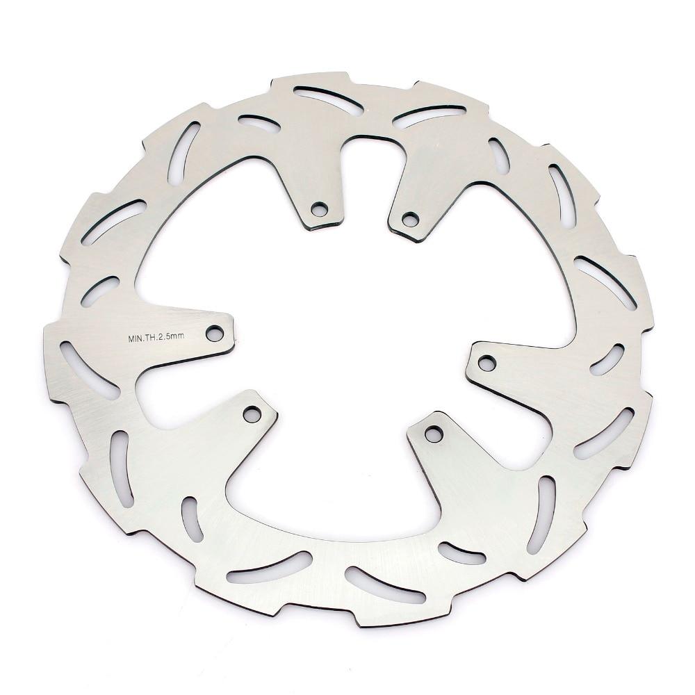 цена на BIKINGBOY Front Brake Disc Disk Rotor For Honda CRF 250 450 R CRF250R CRF450R 2015 2016 2017 15 16 17 CRF-R 250 450 2015-2017