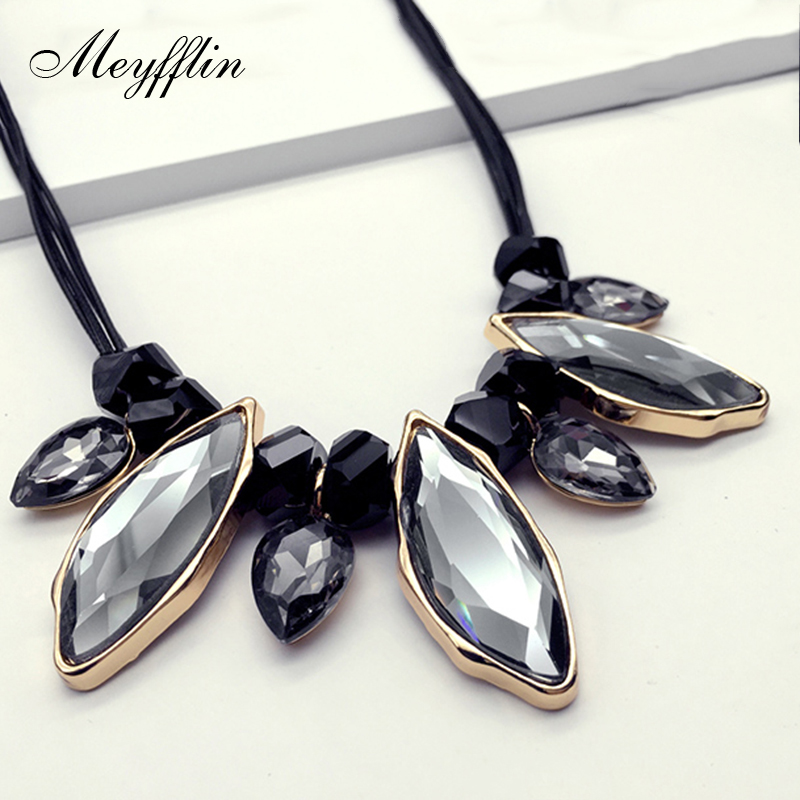 JDX Casual Circle Lariat Pendant Gold Color Women Special Leaves Leaf Sweater Pendant Necklace Ladies Long